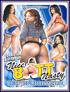 Nice Butt Nasty Porn DVD