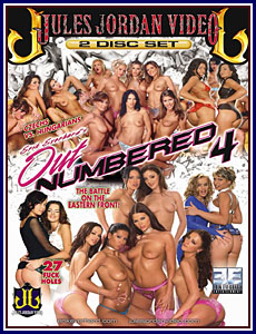 Out Numbered 4 Porn DVD