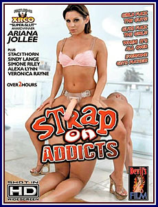Strap On Addicts Porn DVD