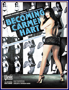 Becoming Carmen Hart Porn DVD