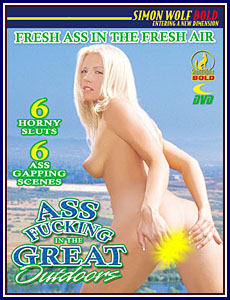 Ass Fucking In The Great Outdoors Porn DVD
