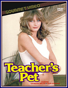 Teacher's Pet Porn DVD