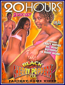 Black Cherry Poppers 24 Porn DVD