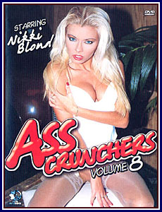 Ass Crunchers 8 Porn DVD
