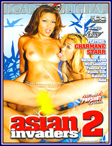 Asian Invaders 2 Porn DVD