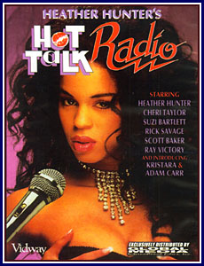 Hot Talk Radio Porn DVD
