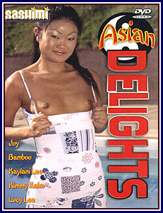 Asian Delights Porn DVD