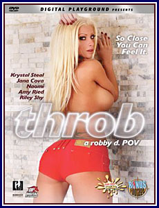 Throb POV Porn DVD