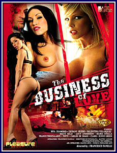 Business of Love Porn DVD