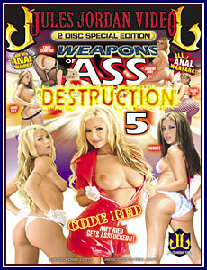 Weapons of Ass Destruction 5 Porn DVD