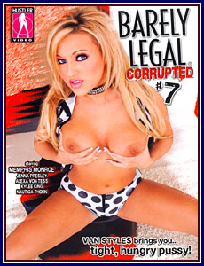 Barely Legal Corrupted 7 Porn DVD