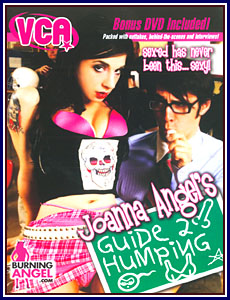 Joanna Angel's Guide 2 Humping Porn DVD