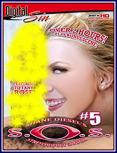 Stretched Out Snatch 5 Porn DVD