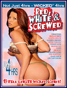 Red White and Screwed Porn DVD