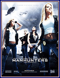 Manhunters Porn DVD