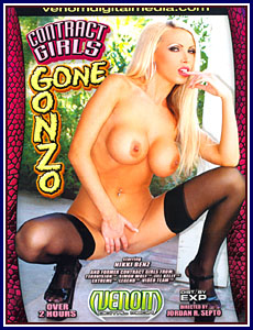Contract Girls Gone Gonzo Porn DVD