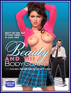 Beauty and The Bodyguard Porn DVD