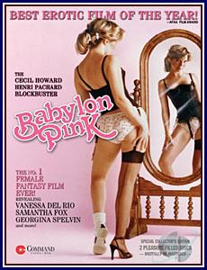 Babylon Pink Porn DVD