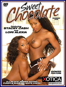 Sweet Chocolate Porn DVD