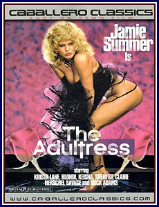 Adultress Porn DVD
