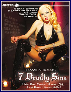 7 Deadly Sins Porn DVD