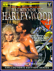 Backdoor to Harleywood 2 Porn DVD