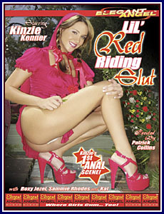 Lil' Red Riding Slut Porn DVD