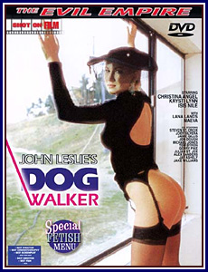 Dog Walker Porn DVD