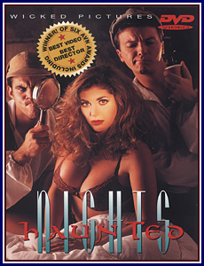 Haunted Nights Porn DVD