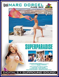 Super Paradise Porn DVD