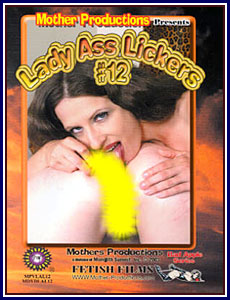Lady Ass Lickers 12 Porn DVD