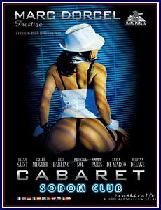 Cabaret Sodom Club Porn DVD
