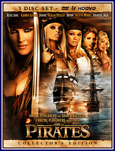 Pirates HD-DVD Porn DVD