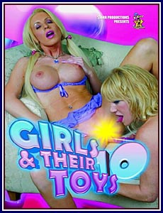 Girls and Their Toys 10 Porn DVD