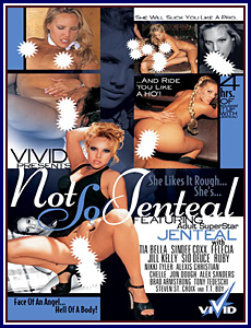 Not So Jenteal Porn DVD