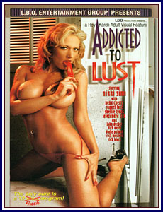 Addicted To Lust Porn DVD
