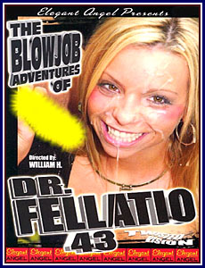 Blowjob Adventures of Dr Fellatio 43 Porn DVD