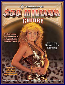 $50 Million Cherry Porn DVD
