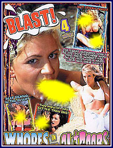 Blast - Whores In The Outdoors Porn DVD