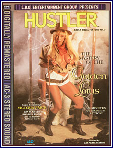 Mystery of the Golden Lotus Porn DVD
