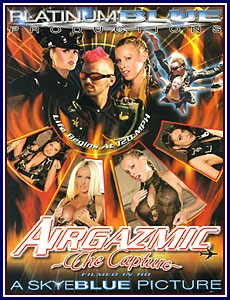 Airgazmic Porn DVD
