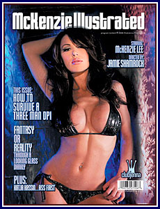 McKenzie Illustrated Porn DVD