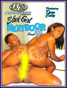 Black Girl Next Door 9 Porn DVD