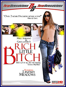Rich Little Bitch Porn DVD