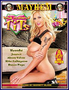 Big Natural Tits Porn DVD