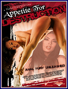 Appetite For Destruction Porn DVD
