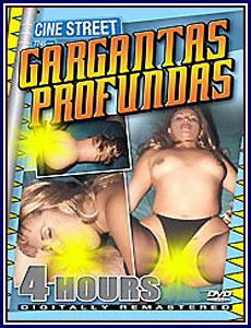 Gargantas Profundas Porn DVD