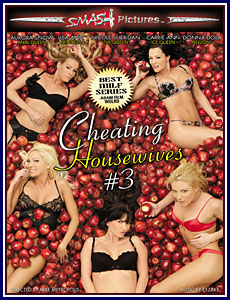 Cheating Housewives 3 Porn DVD