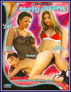 Nasty Dreams Porn DVD
