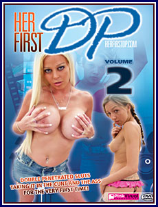 Her First DP 2 Porn DVD
